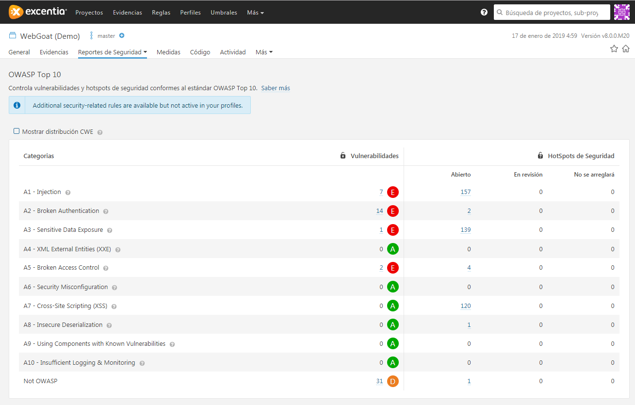 SonarQube Demo Project